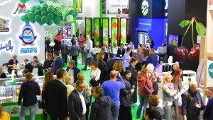 Rusya'daki gıda fuarına Türkiye'den çıkarma