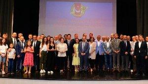 Trabzon Gazeteciler Cemiyeti'nden DHA'ya ödül