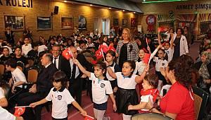 Ahmet Şimşek'te Cumhuriyet Bayramı kutlandı