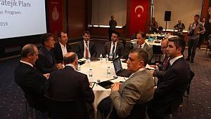 Başkan Yüksel, İBB'nin İstanbul Stratejik Plan Çalıştayına katıldı