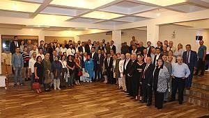 Başkan Yüksel, İYİ Parti Kartal İlçe Başkanlığı'nın düzenlediği yemeğe katıldı