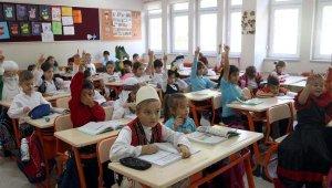 Bursa'daki ilkokulun 2 projesine AB'den destek
