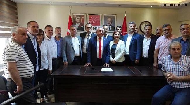 CHP Aydın İl Başkanlığı'ndan, darp edilen Mersin'e destek açıklaması