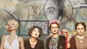'Dali'nin Kadınları' tekrar sahnede