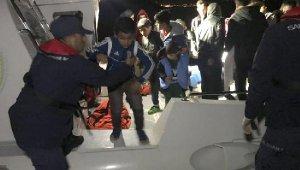 Didim'de 44 kaçak göçmen yakalandı