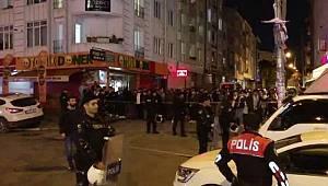 Esenyurt'ta polisle çete üyeleri arasında çatışma