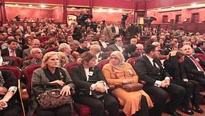 Eski bakanlar için Kadıköy'de tören düzenlendi
