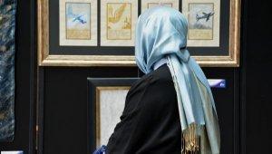 Fuat Sezgin'in bilim çalışmaları sanat eserlerine konu oldu