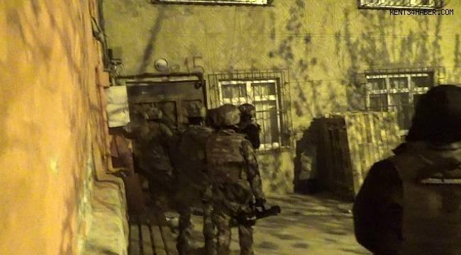 İstanbul'da PKK'ya operasyon: 22 gözaltı