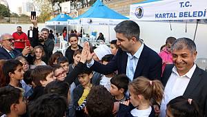 Kartal'da 29 Ekim Cumhuriyet Bayramı Satranç Turnuvası düzenlendi