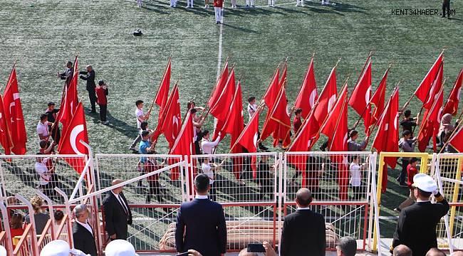 Kartal'da cumhuriyet coşkusu