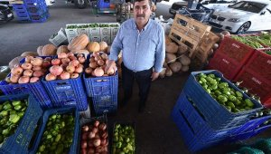 Meyve sebze komisyoncularından 'YEP'e destek