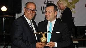 TGRT Haber ALTIN LİDERLER 2019 Ödülleri törenine yer verdi