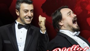 Two Turkish Tenors Trump'ta sahnelenecek