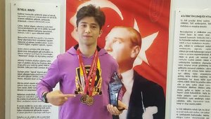 Uğurlu öğrenciden atletizmde Türkiye birinciliği