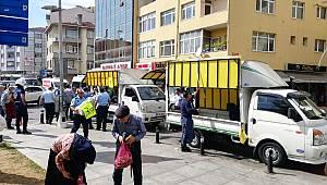 Vatandaşların şikayeti sonrası Kartal Belediyesi harekete geçti