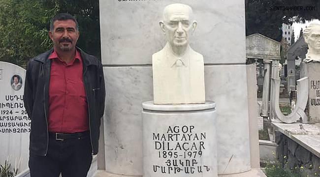 Yılmaz Özdemir'den Ermeni soykırımına tokat