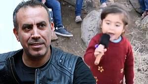 4 yaşındaki kızın şarkı performansı Haluk Levent'i mest etti