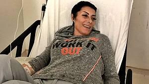 Apar topar hastaneye kaldırılan Gülay Sezer'den sevenlerine mesaj: Durumum gayet iyi