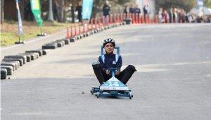 Başakşehir'de bilyalı tornet yarışması başladı
