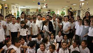 Başkan Yüksel'den çocuklara müjde