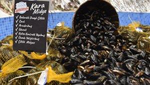 CarrefourSA midye satışına başladı