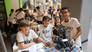 Dünyanın en büyük robotik turnuvası Türkiye'de