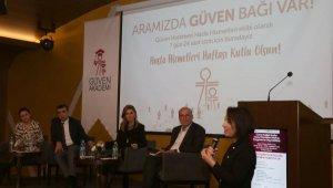 Güven Hastanesi, 'Hasta Hizmetleri Haftası'nı kutladı