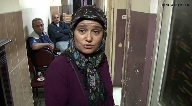 Karaköy saldırganı ev sahibi kadına da dehşeti yaşatmış