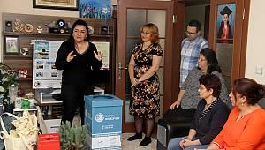 Kartal Belediyesi'nden 'Çevreci Komşularla Fidan Günü' projesi