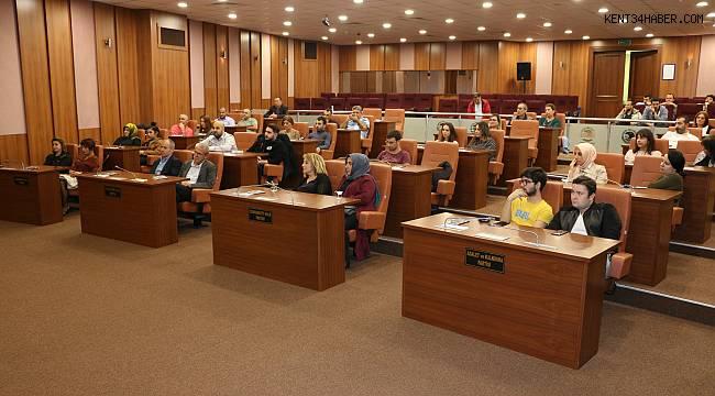 """Kartal Belediyesi Personeline """"Organ Bağışı"""" konferansı"""