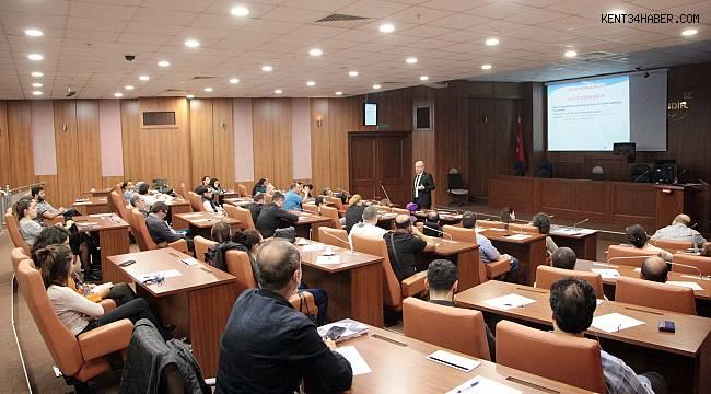 Kartal Belediyesi personeline resmi yazışma kuralları eğitimi