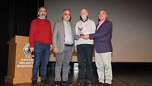 Kartal'da 'Kaos' film gösterimi ve Semir Aslanyürek söyleşisi gerçekleştirildi