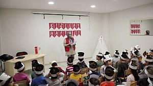 Kartallı miniklere Türk Kızılayı tanıtıldı