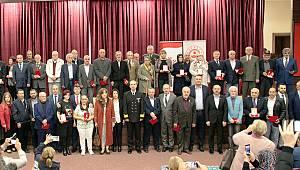 Kıbrıs Kahramanları için madalya tevcih töreni düzenlendi