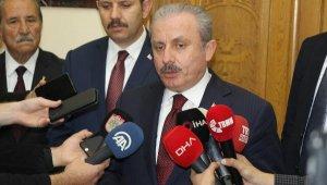Şentop: Türkiye, Cumhurbaşkanımızın liderliğinde önemli bir diplomatik başarı elde etmiştir