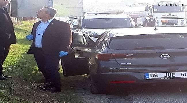 Silivri'de şüpheli ölüm