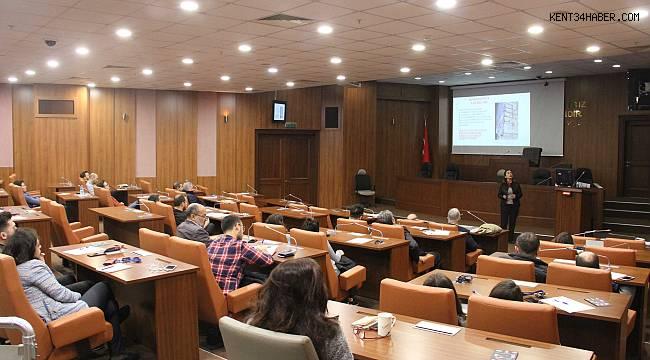 'Yeni Su Yalıtımı Yönetmeliği' Kartal Belediyesi'nde tanıtıldı