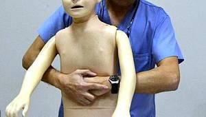 4 yaş altı çocuk ölümünün yüzde 5'i aspirasyona bağlı ölümler