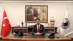 Başkan Yüksel Kartallıların yeni yılını kutladı