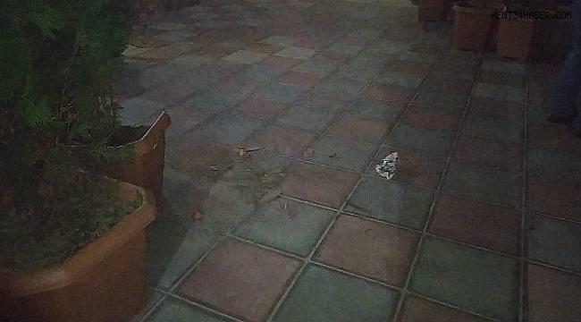 Cam silerken düşen kadın hayatını kaybetti