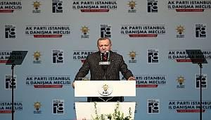 Cumhurbaşkanı Erdoğan: Kalemini kırarız