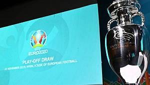 EURO 2020'de ölüm grubu belli oldu!