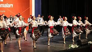 Gagavuzlar, 25. yılını Maltepe'de coşkuyla kutladı