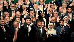Gelecek Partisi'nin ekonomi ekibi belli oldu