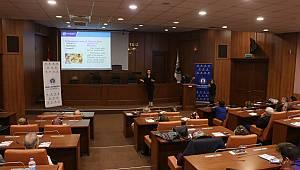 'Kanser ve Beslenme' semineri Kartal'da gerçekleştirildi