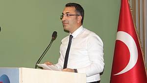 Mustafa Albayrak adaylığını açıkladı, hedeflerini ilan etti