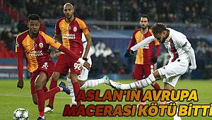 PSG 5-0 Galatasaray