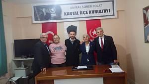 Perihan Tekin yeniden ilçe başkanı seçildi