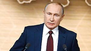 Putin: 'Türkiye'den Libya için heyet gelecek'